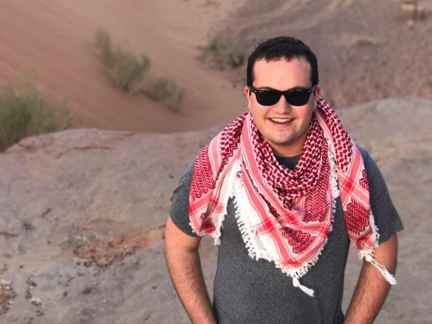 Jacob in Jordan