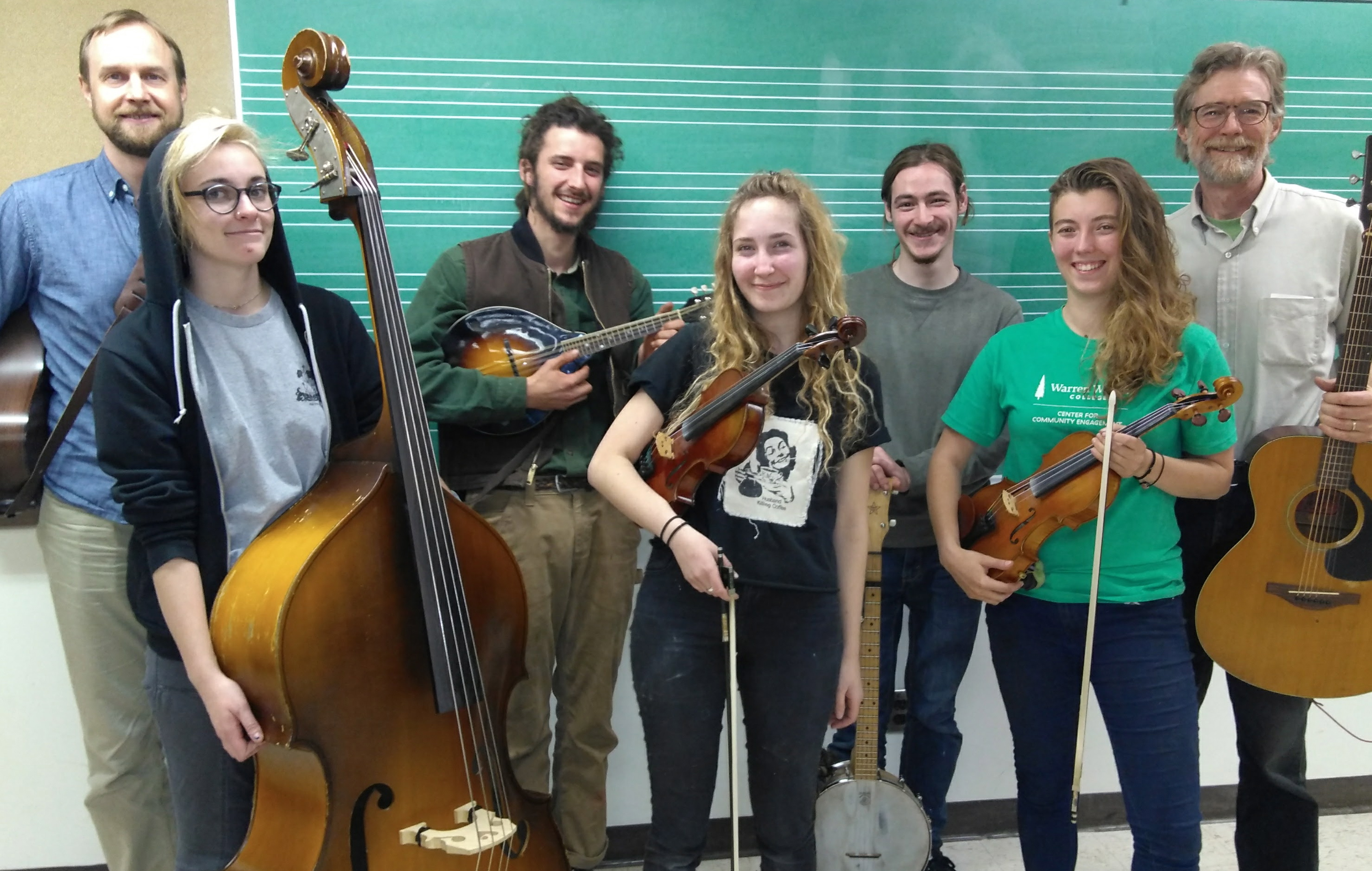 Music - Warren Wilson College