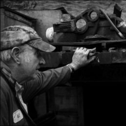 Coal miner in War, WV