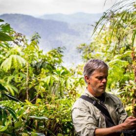 David Abernathy in Panama
