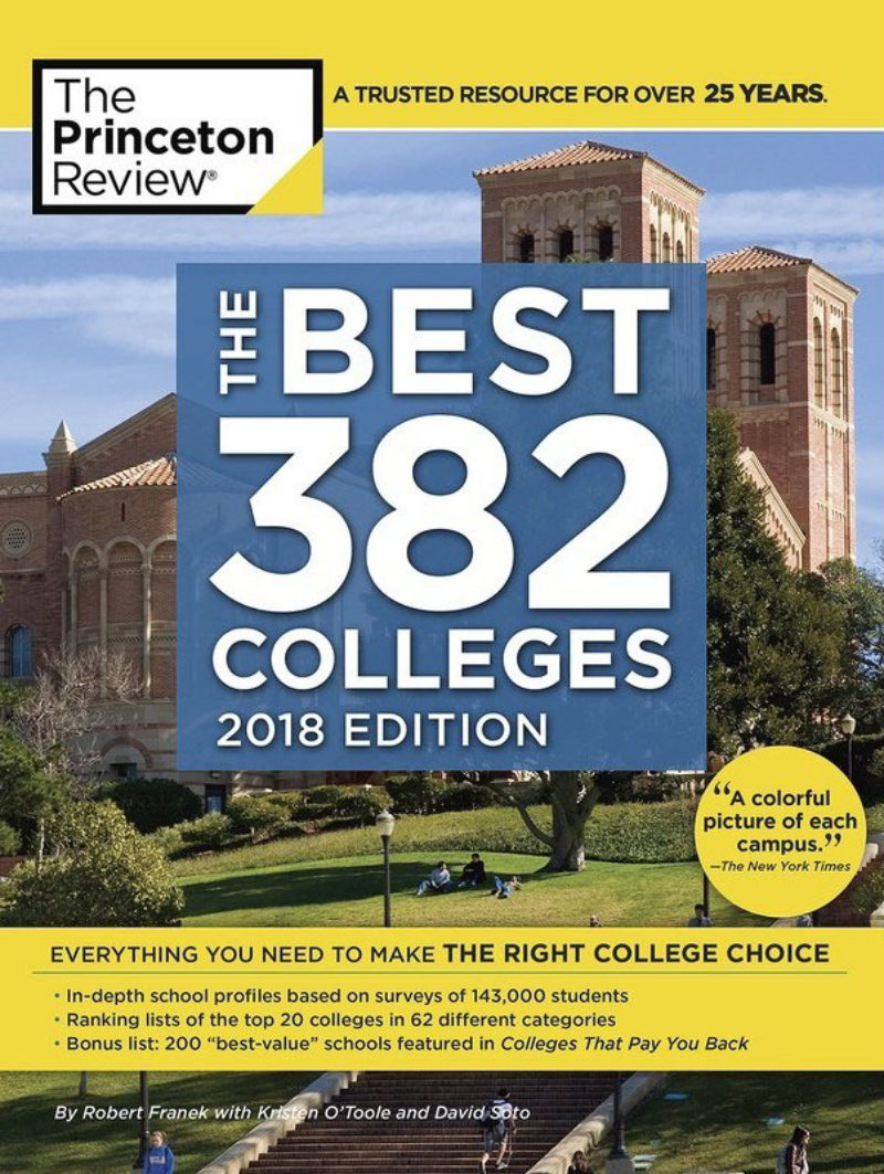 Top 10 Best Colleges For Students With >> Top 10 In Best Career Services And Other Rankings