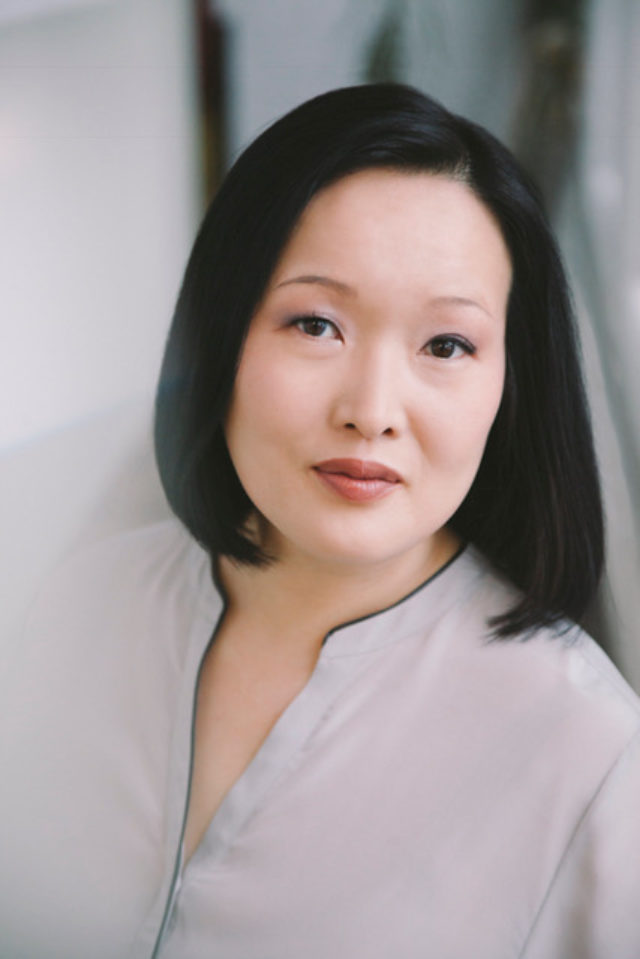 Novelist Jung Yun is the featured speaker at Warren Wilson College's Harwood-Cole Memorial Lecture April 18.