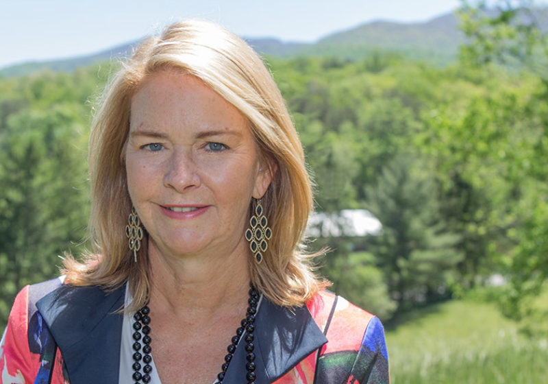 Lynn M. Morton is the eighth person and the first woman to hold the title of president at Warren Wilson College in Asheville, North Carolina. She takes on her new role in July after more than 25 years at Queens University of Charlotte, which is where she currently holds the title of provost and vice president for academic affairs.
