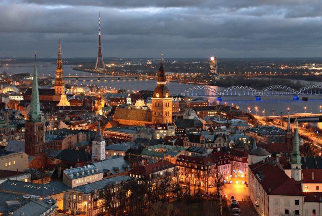 Riga, Sweden