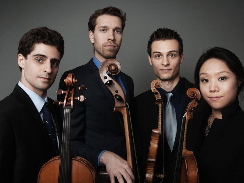 Swannanoa Chamber Music Festival - Tesla String Quartet