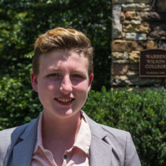 Ayla Rand, a senior from Newton, North Carolina, was recently elected to the Warren Wilson College Board of Trustees.