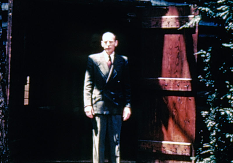 Arthur Bannerman 1948