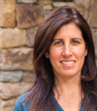 Portrait of Julie Caro