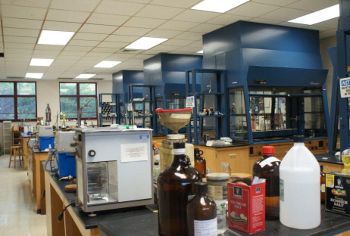 O Chem Lab
