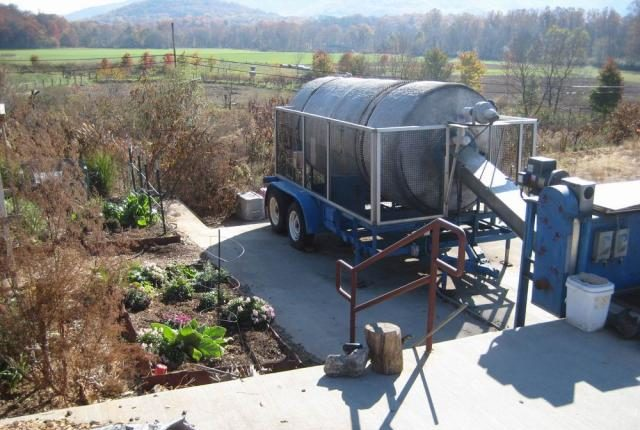 Green Drum composting system