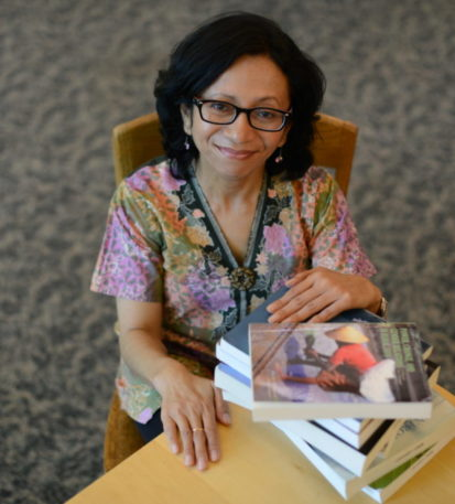 "As one of Indonesia's ""Traveling World Class Professors,"" Warren Wilson College professor Siti Kusujiarti is building a collaborative research partnership with Jenderal Soedirman University faculty members."