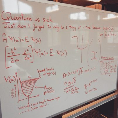 Whiteboard - Physics - Math