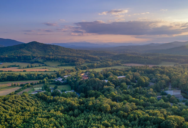 Valley Aerial