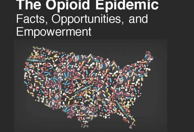Opioid Epidemic poster