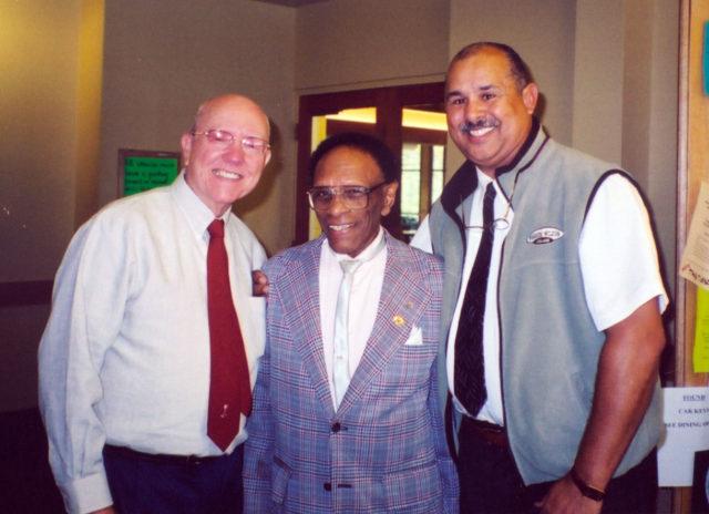 Billy Edd Wheeler, Alma Shippy, and Rodney Lytle