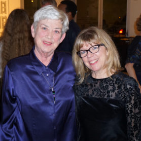 Ellen Bryant Voigt and Debra Allbery