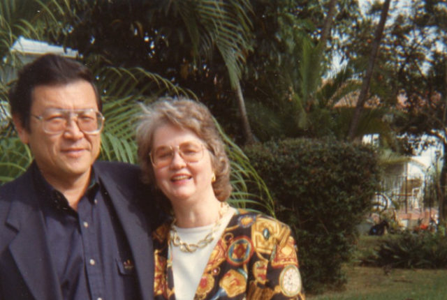 Kathleen and Manuel Nakanishi - Owl and Spade