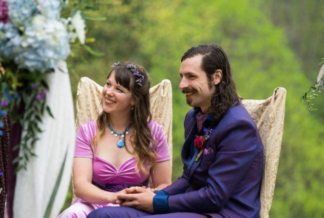 Melanie Kemp and Josh Cooper - Owl and Spade