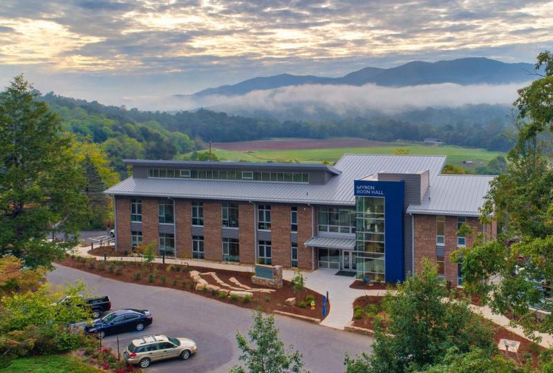 Myron Boon Hall - New Academic Building