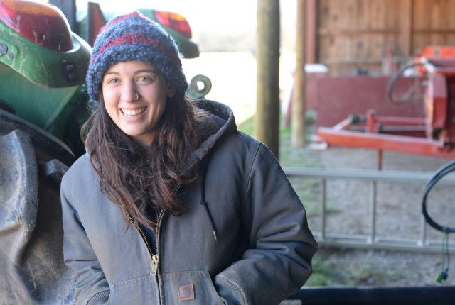 Virginia Hamilton, Farm Manager