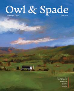 Owl & Spade 2019 Cover