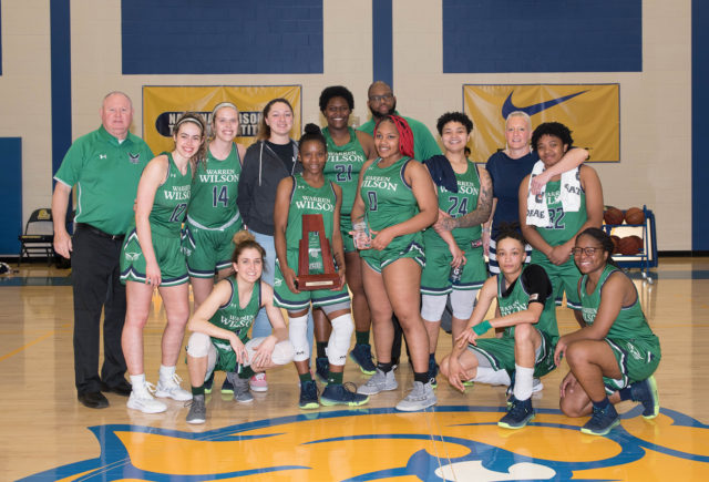 Lady Owls win EMAC Crown